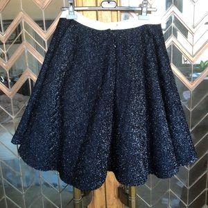 Ladies Polaris Sparkle Anthropology Size 12 Skirt